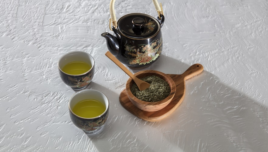 green tea - 10 essential herbal teas