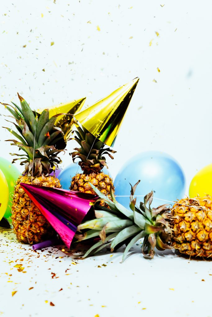 pineapple new years diet fads